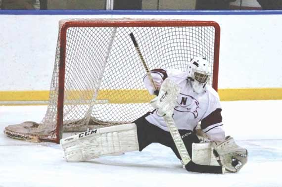 Nutley/Columbia ice hockey team advances to McMullen Cup championship game