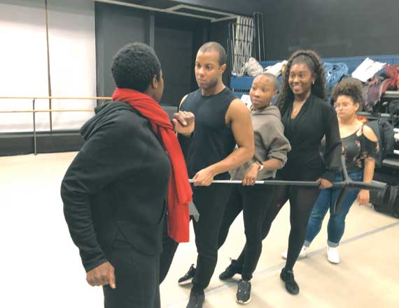 New theater company creates opportunities on and off stage
