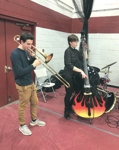 UPDATED: Nutley music department prepares for Café Night