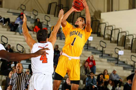 Irvington HS alum Ramon Wright enjoys dominant season for Rowan University men's basketball team
