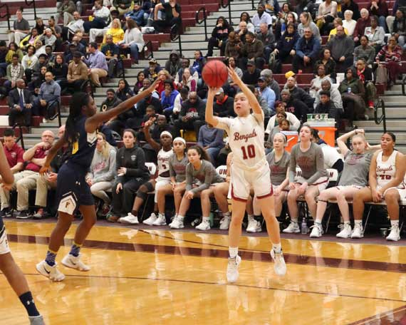 PHOTOS: Bloomfield HS vs. Franklin, Group 4 girls basketball state semifinals