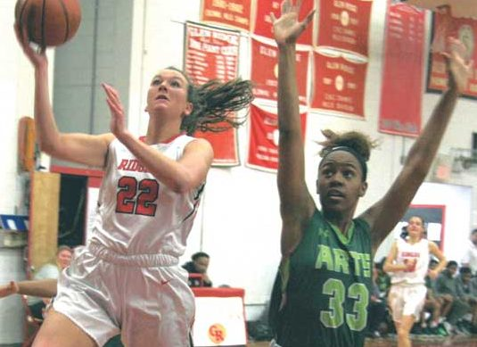 Glen Ridge HS girls basketball team ends stellar season