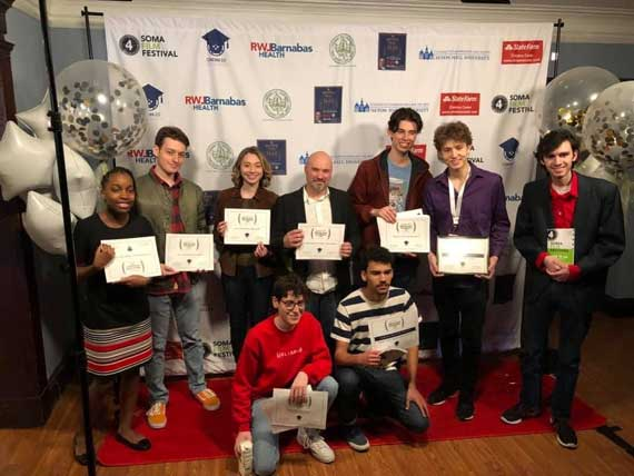 CHS filmmakers excel at 2019 SOMA Film Festival