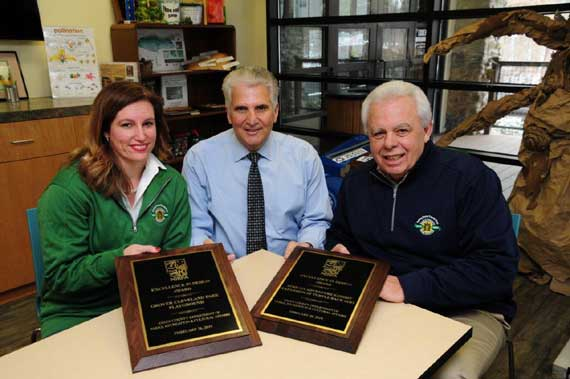 Essex County Parks Dept. wins two awards