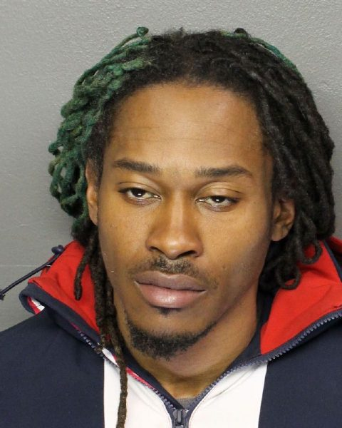 Newark man convicted of possession of a handgun, tampering with physical evidence