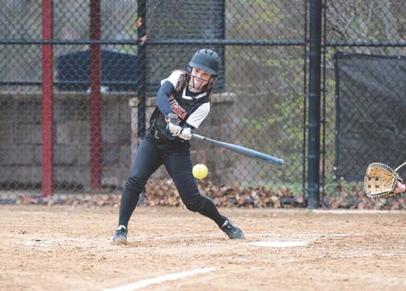 UPDATED: Columbia HS softball team shows solid chemistry as season nears