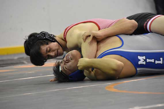 Columbia HS wrestlers Blake McGowan and Naquan Tory enjoy fine efforts at state finals in Atlantic City
