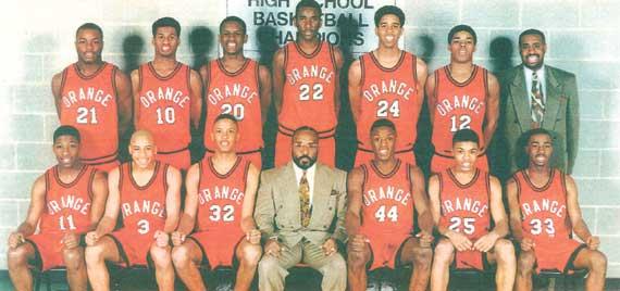 Orange HS boys' basketball team had magical run 25 years ago
