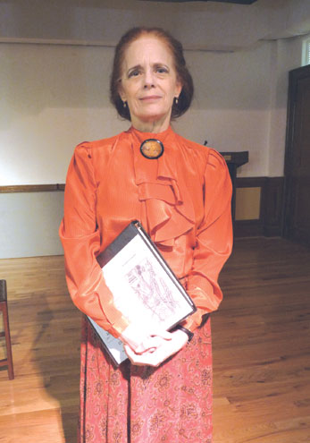 Storyteller weaves her magic at Bloomfield Library
