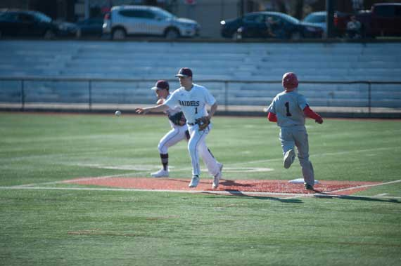 Nutley HS baseball team wins four in a row to raise record to 8-1