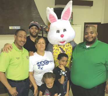 1st Ward hosts annual Easter Egg Hunt, with more to come in EO