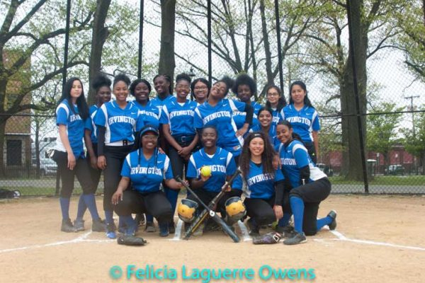PHOTOS: Irvington HS softball vs. Linden