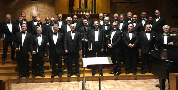 Maplewood Glee Club spring concert