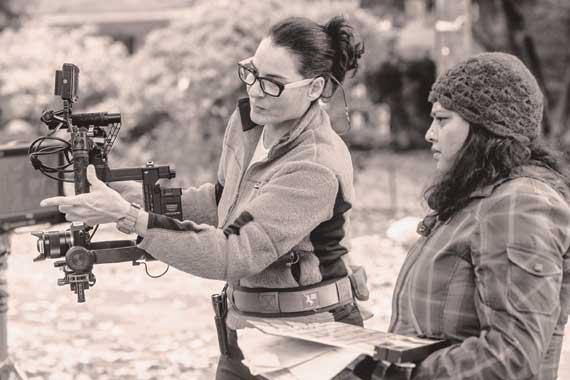 Filmmaker highlights WO's cultural diversity