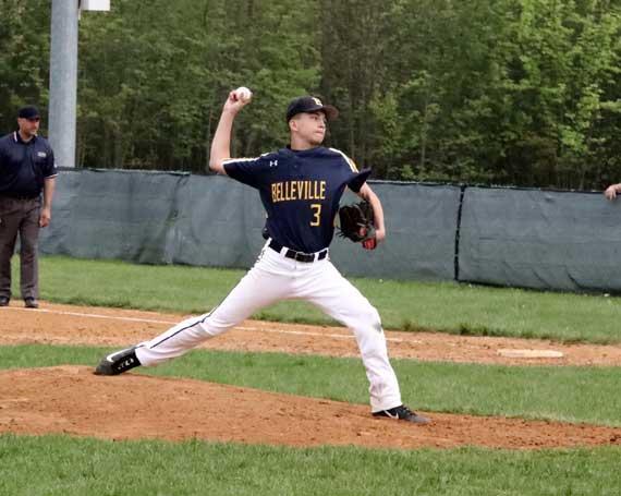 UPDATED: Belleville HS baseball team enjoys great week
