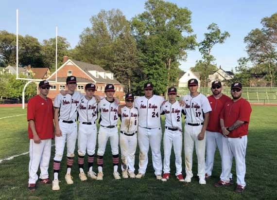 PHOTOS: Glen Ridge HS baseball team enjoys victory on Senior Day