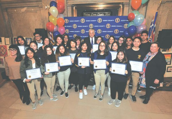 Belleville students earn honors at countywide art show