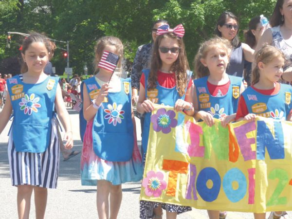Memorial Day observed with parade, words of inspiration