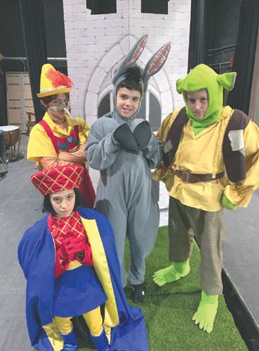 'Shrek Jr.' is coming to Ridgewood Avenue School