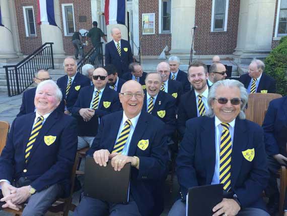 Maplewood singers have deep ties to Memorial Day