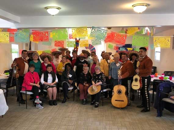 Join in the fun at the Maplewood Senior Center