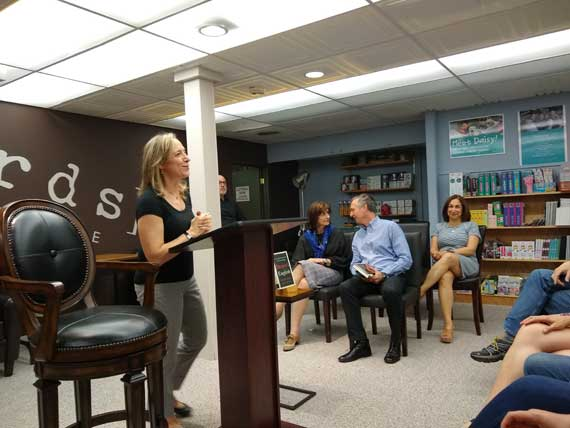 Words to host 3 back-to-back events with Maplewood authors