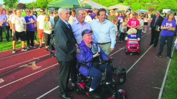 NUTLEY – Relay For Life Fundraiser Highlights (May 2019)