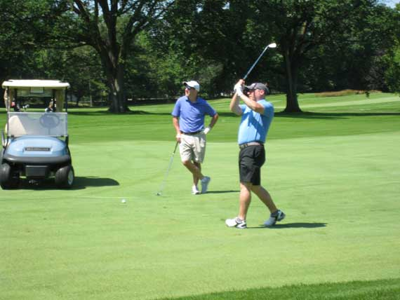 AK Foundation's annual Charity Golf Outing this June