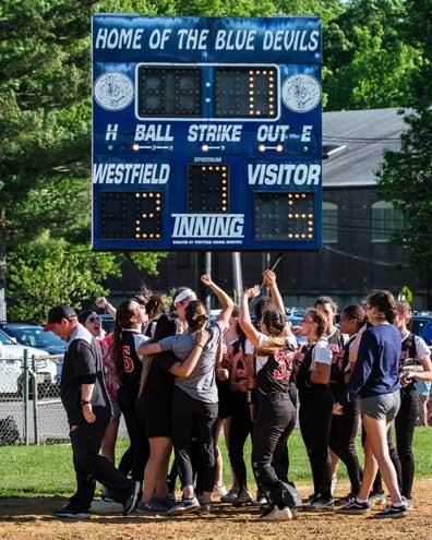 UPDATED: Columbia HS softball team enjoys memorable season