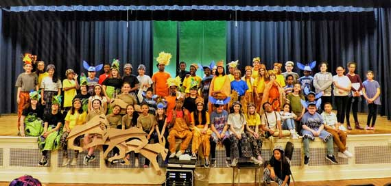 Charming Edison MS production of 'Lion King Jr.' debuts this weekend
