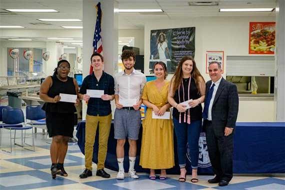 Awards ceremony recognizes West Orange High School musicians