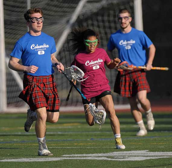Eighth annual Columbia HS Switch Sticks Lacrosse event a huge success