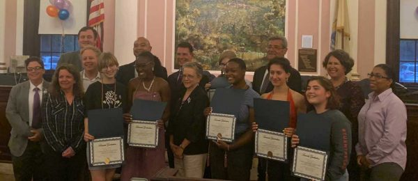 Maplewood holds first Lavender Graduation