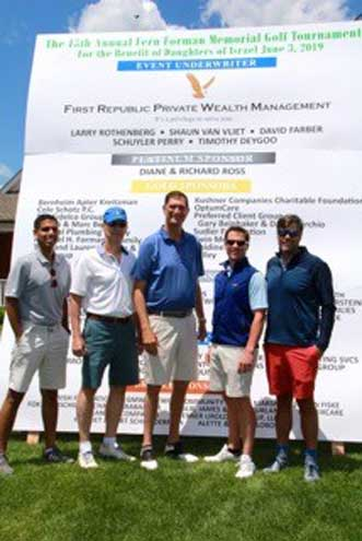 DOI golf tournament draws more than 200 people