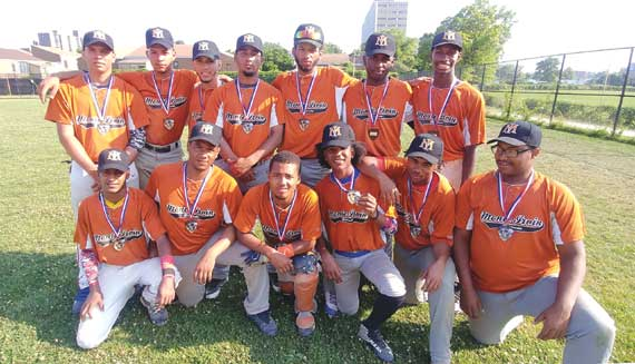 Fifth Annual Monte Irvin Giants 19U Wood Bat Classic baseball tournament to be held July 27-28 in Orange