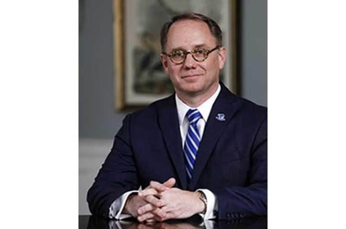Nyre begins tenure as Seton Hall University's 21st president