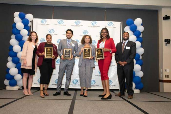 Columbia Bank Foundation celebrates state's Youth of the Year