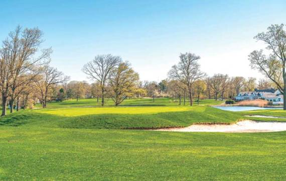 Parisi discusses possible redevelopment project at Rock Spring in West Orange