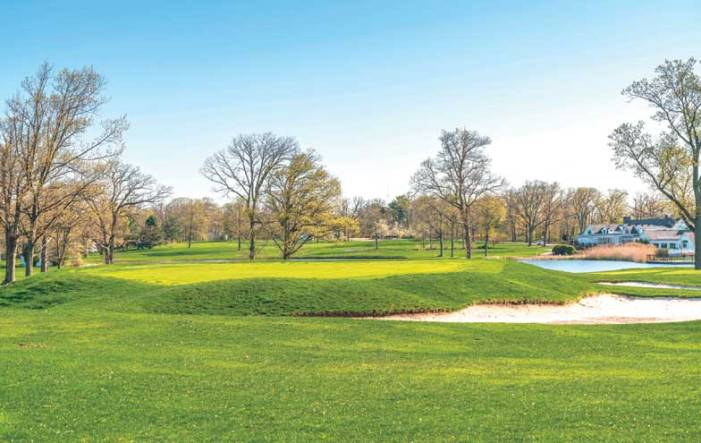 Consultant: first golf season at Rock Spring was hole-in-one