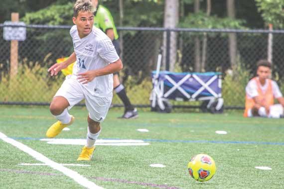 WOHS boys soccer team has strong summer tune-up