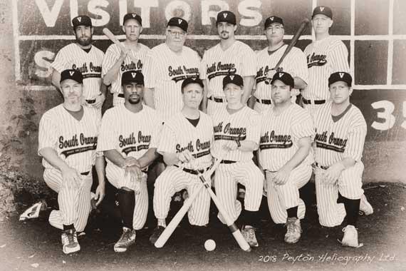 South Orange Rec presents 19th century baseball game Sept. 14 at Cameron Field