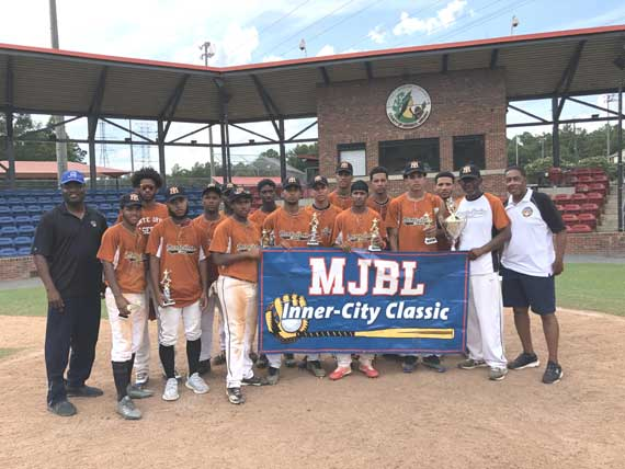 Monte Irvin Giants take second place in MJBL Inner City Classic in Richmond, Va.