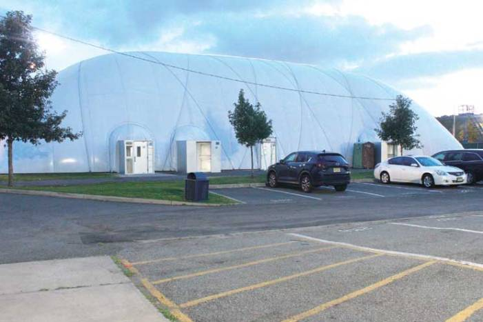 WOHS athletic bubble behind schedule