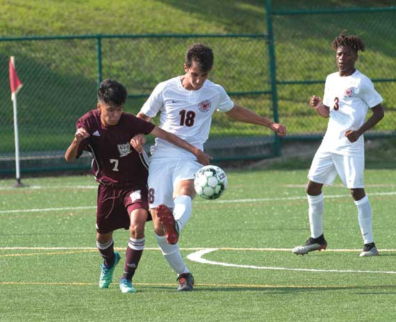 Columbia HS boys soccer team tops Cedar Grove in double overtime in ECT