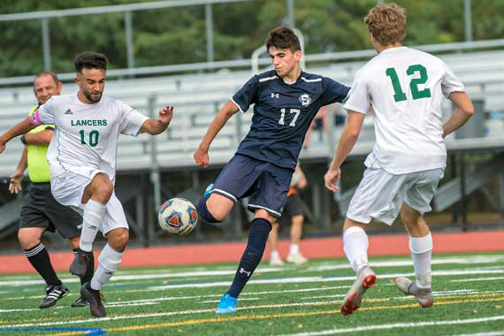 CORRECTED: Seton Hall Prep soccer team clinches seventh SEC-American Division title