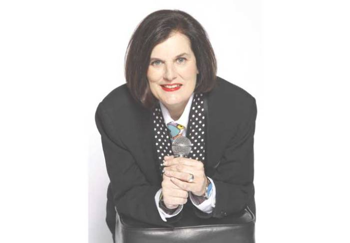 Poundstone brings her conversational comedy to SOPAC