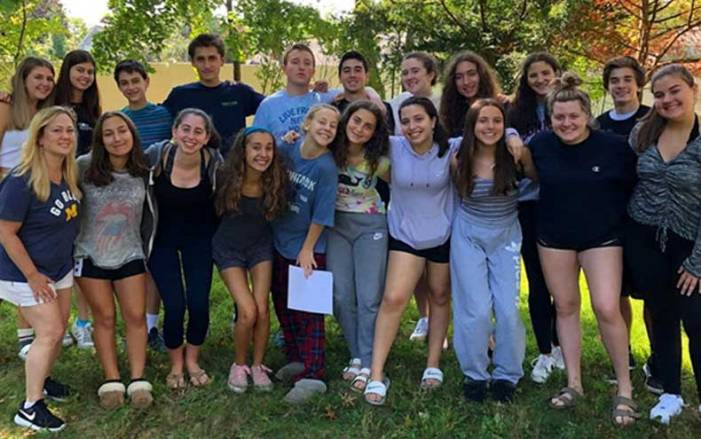 TSTI's incoming youth group board attends annual retreat