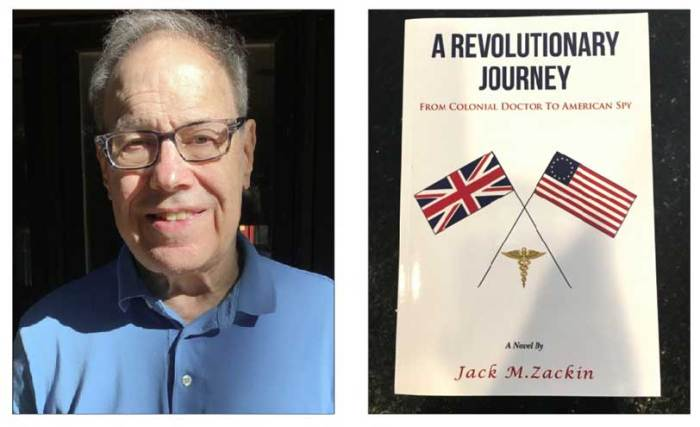 WO author takes readers on 'A Revolutionary Journey'