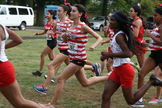 Glen Ridge HS cross-country teams excel at SEC meet