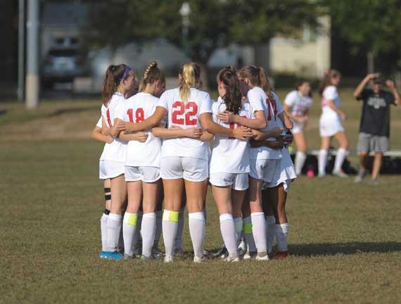 Glen Ridge HS girls soccer team seeks ECT success
